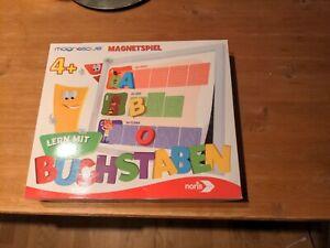Noris Magnetspiel Lern Mit Mir Buchstaben