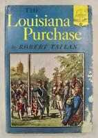 The Louisiana Purchase Vintage Book 1952 Robert Tallant Illustrated (O) AS IS
