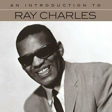RAY CHARLES AN INTRODUCTION TO RAY CHARLES CD (14 TRACKS)