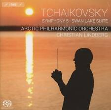 Tschaikowsky Sin. 5/Schwanensee - Arctic Philharmonic Orchestra,Lindberg SACD