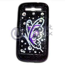 Custodie portafoglio Per Samsung Galaxy S con strass, gioielli per cellulari e palmari