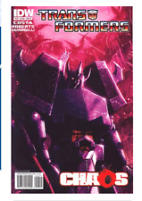 Transformers Vol 2 #26 Cover B Galvatron Idw Comics
