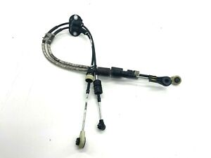GENUINE FORD MONDEO MK4 1.8 TDCI 6 SPEED MANUAL GEAR SELECTOR CABLES 2007-2014