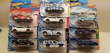 Hot Wheels 10er Set Neuheiten 2020 Bugatti Volvo 850 Ford Mustang GT Porsche