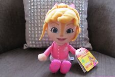 Fisher Price Brittany Chipmunk Pals 10 inch plush toy new with tags