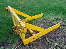More details for snowplough mount for new holland t 6010 etc  snowplow / din plate / bracket