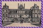 CPA - 77 - Palais de Fontainebleau - Escalier du fer a cheval