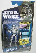 Star Wars Clone Wars CW24 ARF Trooper Jungle Camo!