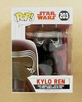 "POP! Star Wars: #203 KYLO REN 3.5"" Vinyl Bobble-Head! (Funko)"