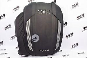 Original Audi Q5 8R 2.0 TFSI Hybrid Motorabdeckung Abdeckung Motor 06J103925BS