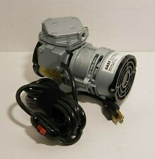 Gast Oilless Diaphram Airbrush Air Pump Compressor 2.1 Amps Model: MOA-P109-AA