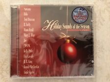 Holiday Sounds of The Season 2001 (CD) Santana, Diana Krall, Mary J Blige, NSYNC