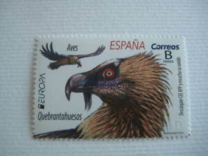 2019 Spain Europa CEPT Bird stamp in mint condition - MNH