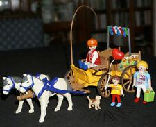 Playmobil Pferdekutsche 4186 komplett mit OVP passend zu Reiterhof 4190