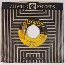 TONE TWINS: Hey Pretty Girl ATLANTIC R&B rarity 45 HEAR IT