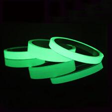 Leuchtband Reflektorband Nachtleuchtend Selbstklebend Klebeband Aufkleber