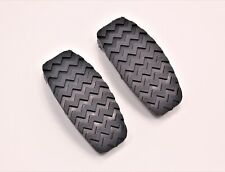 2x Genuine Vego Pedal Accelerator Universal Rubber Cover Fiat Lancia 7688370