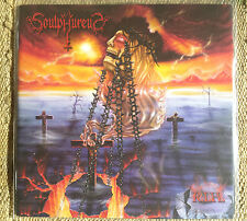 Soulphureus – Rest In Hell - CD PROMO BLACK METAL