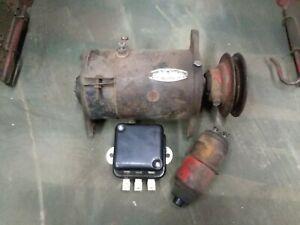 Farmall 6 Volt Generator