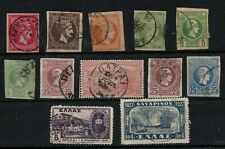 More details for greece early unchecked collection hermes heads etc. ws23486