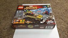 LEGO Marvel Super Heroes Captain America vs. Hydra 76017 RED SKULL new sealed