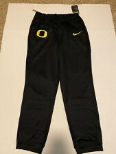 Oregon Ducks Nike Basketball Spotlight Pants Men's Black/Yellow NWT 2019
