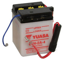 Genuine Yuasa 6N4-2A-4 6V Motorbike Motorcycle Battery Honda Suzuki Yamaha