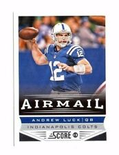 Andrew Luck 2013 Panini Score, Airmail, Football Card