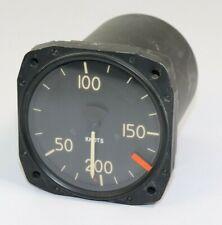 Badin Crouzet 7132-11 Anemometer, Indicator