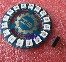Programmable Colorful Led Board 16X Ws2812 5050 Cascade Led Driver Board M102