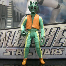 STAR WARS mos eisley Cantina Bar GREEDO saga ANH