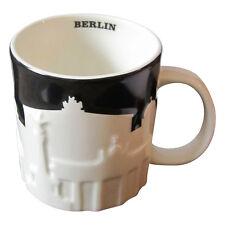 Starbucks City Mug Germany Coffe Cup Berlin 3D Relief Hauptstadt Berlin