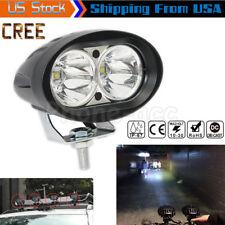 Cree 20W Spot LED DRL Work Light Car Truck Boat Driving Fog Offroad SUV 4WD ATV