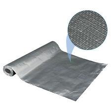 1.2mx250 'Radiant Barrière solaire GRENIER aluminium film réflecteur isolation