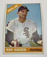 1966 Topps Ron Hansen # 261 Chicago White Sox