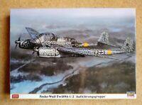 Hasegawa WW2 German Luftwaffe Bomber. Focke-Wulf Fw189A-1/2. 1:72nd Scale