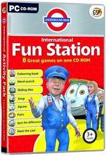 Underground Ernie International Fun Station Game PC 100% Brand New