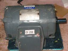Jeffery, 1.5 HP, 1725 RPM, 230/460 V, 3 PH, Fr VM145T, 4A-52264 IF