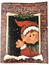 Holiday Peepers Joseph Scheper Tole Painting Christmas Halloween Easter Windows