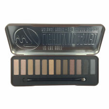 W7 Makeup 1 X in The Buff Lightly Toasted Eye Colour Eyeshadow Palette