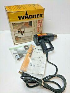 Wagner Paint Stripper Gun - Hot Air Gun complete Set in Orig Box - 1400w