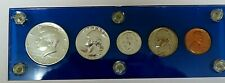 1964 PROOF SET WITH ACCENTED HAIR KENNEDY HALF DOLLAR
