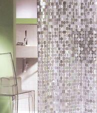 Sealskin shower curtain sparkling (clear) 120 x 180cm 046 (japan import)