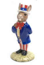 Royal Doulton Figurine - Uncle Sam Bunnykins DB50