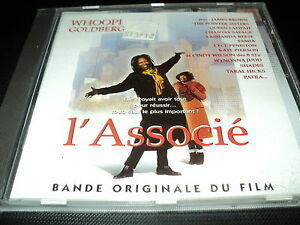 """CD BO """"L'ASSOCIE"""" James BROWN, The Pointer Sisters, Queen Latifah, Cece Peniston"""