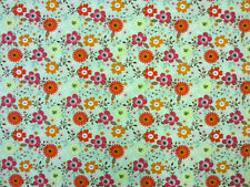 Less than 1 Metre Floral Quilting Craft Fabrics