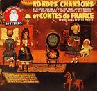LES PETITS CHANTEURS DE SAINT LAURENT rondes chansons contes france LP PS EX/EX