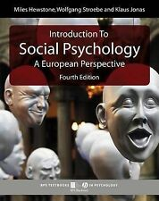 Introduction to Social Psychology: A European Perspective (BPS-ExLibrary