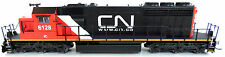 CANADIAN NATIONAL EMD SD40-2 CANADIAN NATIONAL RAILWAY  W/ PARAGON2 SOUND & DCC!