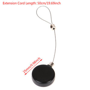 Punch-free Automatic Sensor Round Door Closer Portable Home Office Doors Om.BI